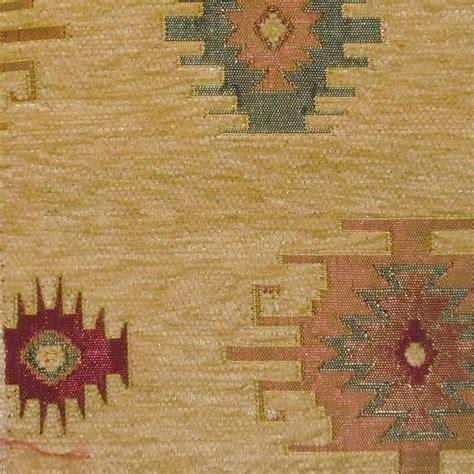 Kilim Upholstery Fabric Avon Fabrics Kilim Chenille Mmf 6075 A