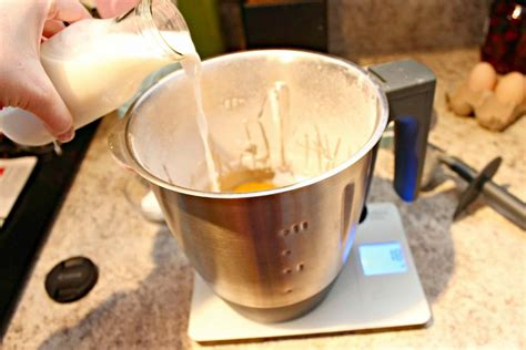Bellini Kitchen Master Uk Gluten Free Hazelnut Cherry Cake Thermo Cooking Recipe