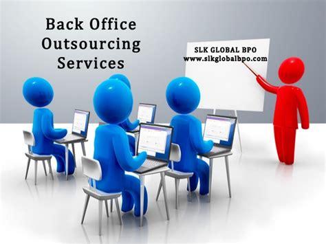 Back Office by Back Office Outsourcing Services Slk Global Bpo