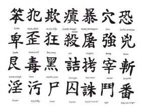 Japan Home Inspirational Design Ideas Pdf 100 Beautiful Chinese Japanese Kanji Tattoo Symbols Amp Designs