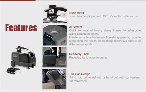 professional upholstery cleaning equipment professional dry foam sofa upholstery cleaning machine