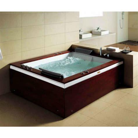 dual bathtub dual whirlpool bathtub
