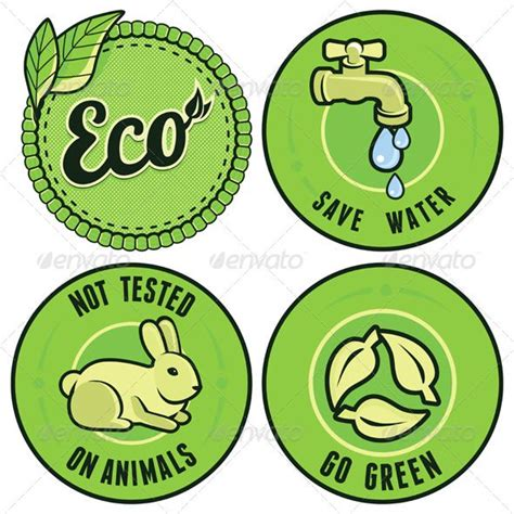 design for the environment label 174 best vectors images on pinterest vector design