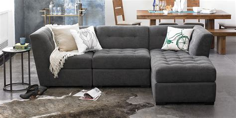Stylish Sectional Sofas 9 Best Sectional Sofas Couches 2018 Stylish Linen And Leather Sectionals
