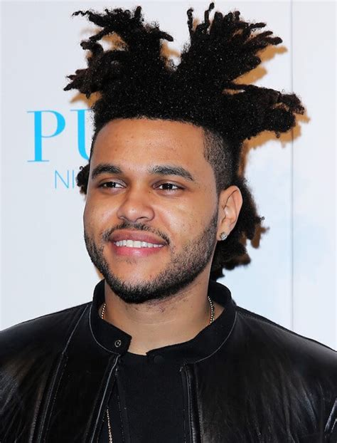 what is up with the weeknds hair the weeknd height weight body statistics healthy celeb