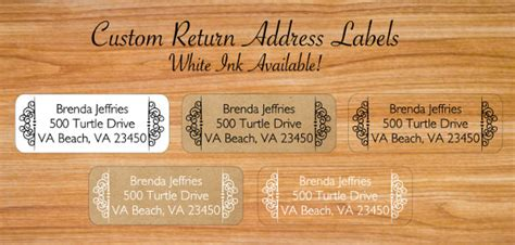 21 Return Address Label Templates Free Sle Exle Format Download Free Premium Templates Free Return Address Label