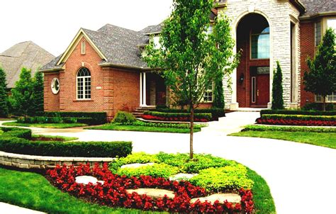 Small Ranch Home Landscaping Ideas Landscaping Ideas For Front Yard Of A Ranch Style House