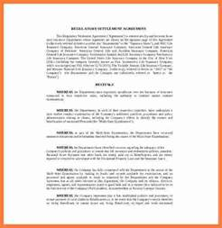 marital settlement agreement template settlement agreement template sle castellan settlement