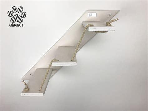 Scale Per Gatti by Scaletta Per Gatti Artigianale In Legno Athleticat It