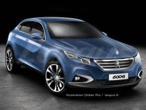 Peugeot 3008 Pictures Peugeot 3008 2016 Pictures Auto Database