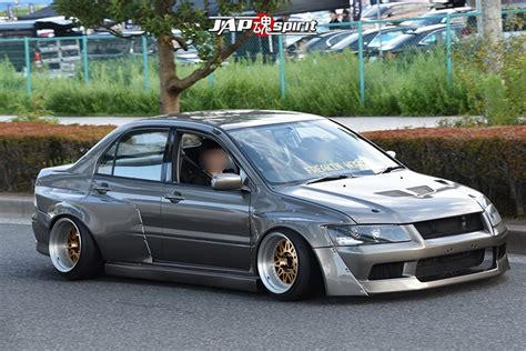 mitsubishi evo 2016 stance stancenation 2016 mitsubishi lancer evolution vii team