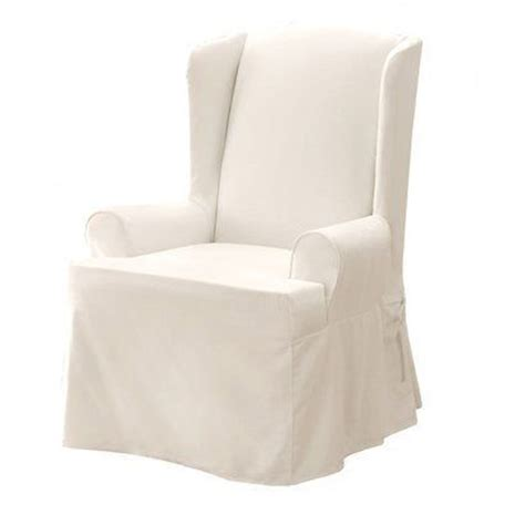 wing chair slipcover target slipcover for wing chair in reading nook 67 00 from