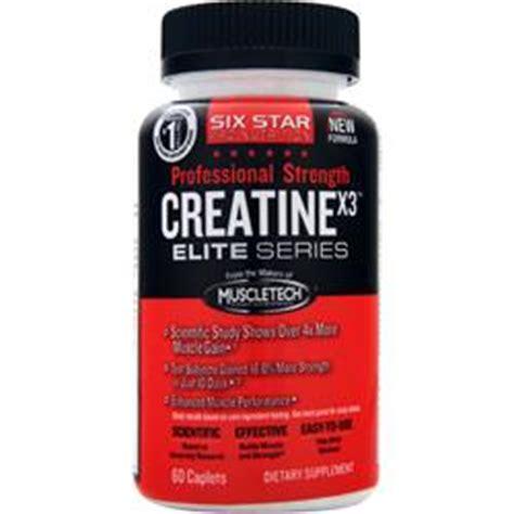 creatine x3 elite series review six pro nutrition professional strength creatine x3
