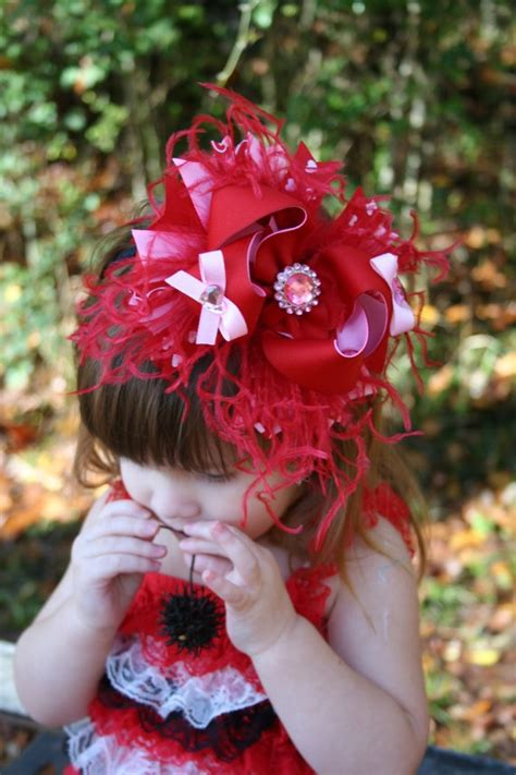 valentines day bow 1000 images about diy hairbows valentines on