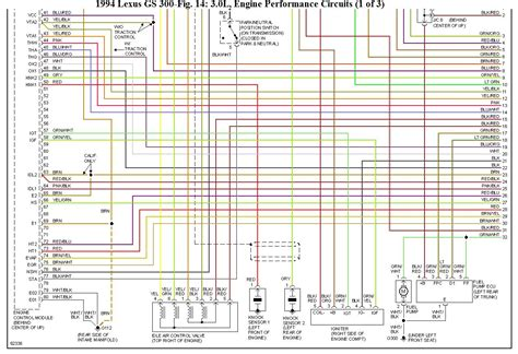 2000 lexus gs300 fuse box jvc car cd player wiring diagram
