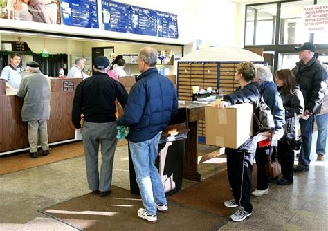 usps processing center in la crosse to slowing