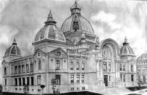 cec palace bucharest romania