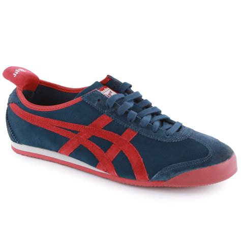 Tiger Mexico 66 Abu Hitam onitsuka tiger mexico 66 blue asic running shoes sale