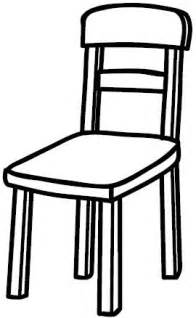 coloring pages 187 chair coloring