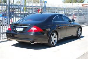 2008 mercedes cls 500 sports coupe western
