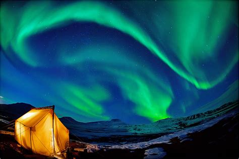 Finland Northern Lights by Finland Tripvisits World Travel Guide