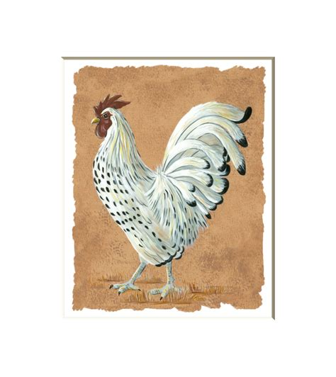 rooster wall decor white rooster print rooster wall country rooster