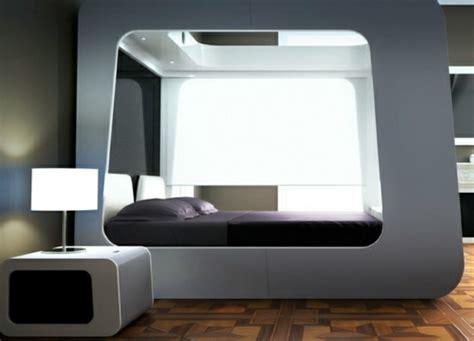 schlafzimmer ideen futuristisch futuristische schlafzimmer designs 26 originelle