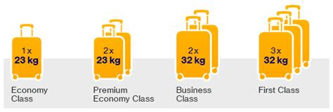 united airlines baggage allowance per person free baggage on lufthansa lufthansa 174 united
