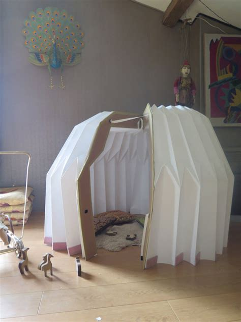 Origami Houses - origanid origami cubby houses 187 bellissima