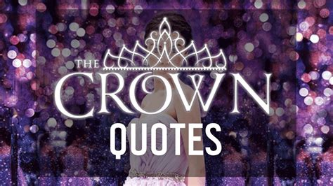 000758024x the crown the selection the crown quotes by kiera cass youtube