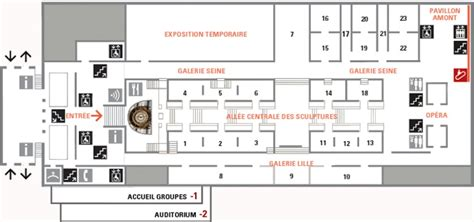 musee d orsay floor plan mus 233 e d orsay maplets