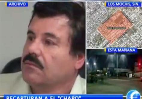 el chapo drug lord mexico le 183 gal in 183 sur 183 rec 183 tion