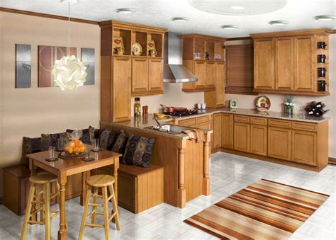 Pugliese Cabinets by Pugliese Alexandria Toffee 10 X10