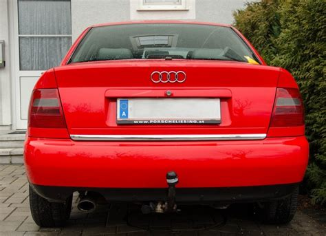 Zierleiste Audi A4 B5 by Audi A4 B5 Stufenheck 95 01 Chrom Zierleiste Heckleiste
