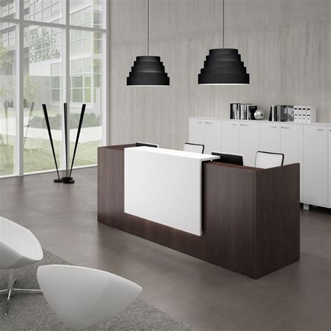 Reception Desk Furniture Z2 Modular Italian Reception Desks From Msl Interiors