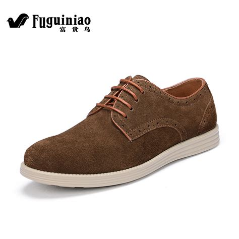oxfords mens shoes mens suede oxfords toe lace up casual