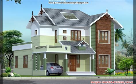 house elevation 1670 sq ft kerala home design and