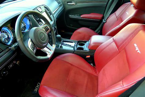 leather interior of 2012 chrysler 300 srt8 alain