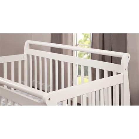 Davinci Emily 4 In 1 Convertible Crib White Davinci Emily 4 In 1 Convertible Wood Baby Crib In White M4791w