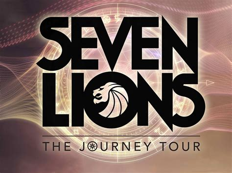 Concert Tickets Sweepstakes - seven lions the journey tour ticket giveaway fuxwithit