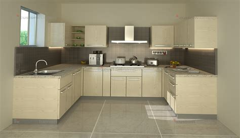 u shaped charming modular kitchen designs u shaped pictures best