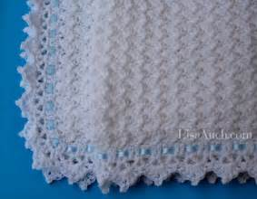 free crochet pattern baby blanket easy clouds