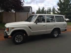 1982 Toyota Value 1982 Toyota Land Cruiser Fj60 No Reserve 4x4 Extremely