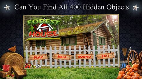 Hidden Object Game In House Find 400 New Hidden | new hidden objects game forest house find 400 new