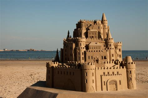 A Castle Of Sand leadership lesson from a sandcastle aspire to lead