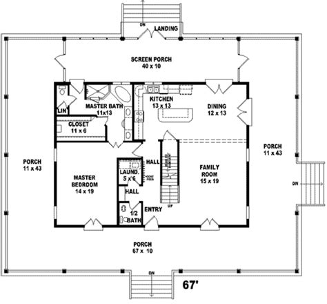 Open Ranch Style Floor Plans farmhouse style house plan 3 beds 2 5 baths 2400 sq ft