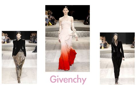 Givenchy Season 2 G8000 Nd fall winter 2010 couture season is here the and