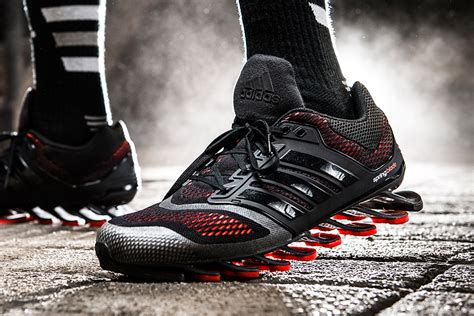 adidas unveils the springblade drive sneakernews
