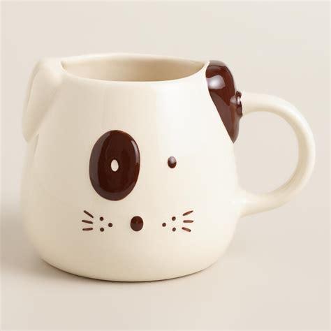 puppy mug mug world market