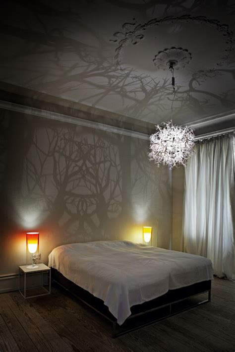 Diy Forest Chandelier Chandelier Projects Tree Shadows Onto The Wall Read More Inspiration Now